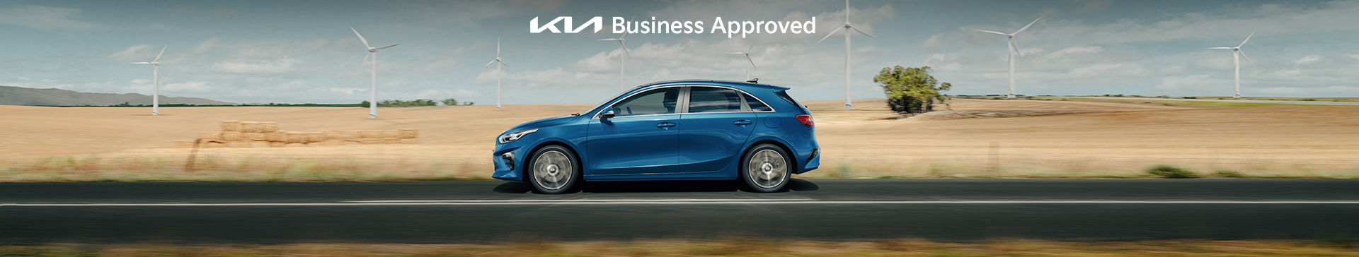 Kia Business Approved