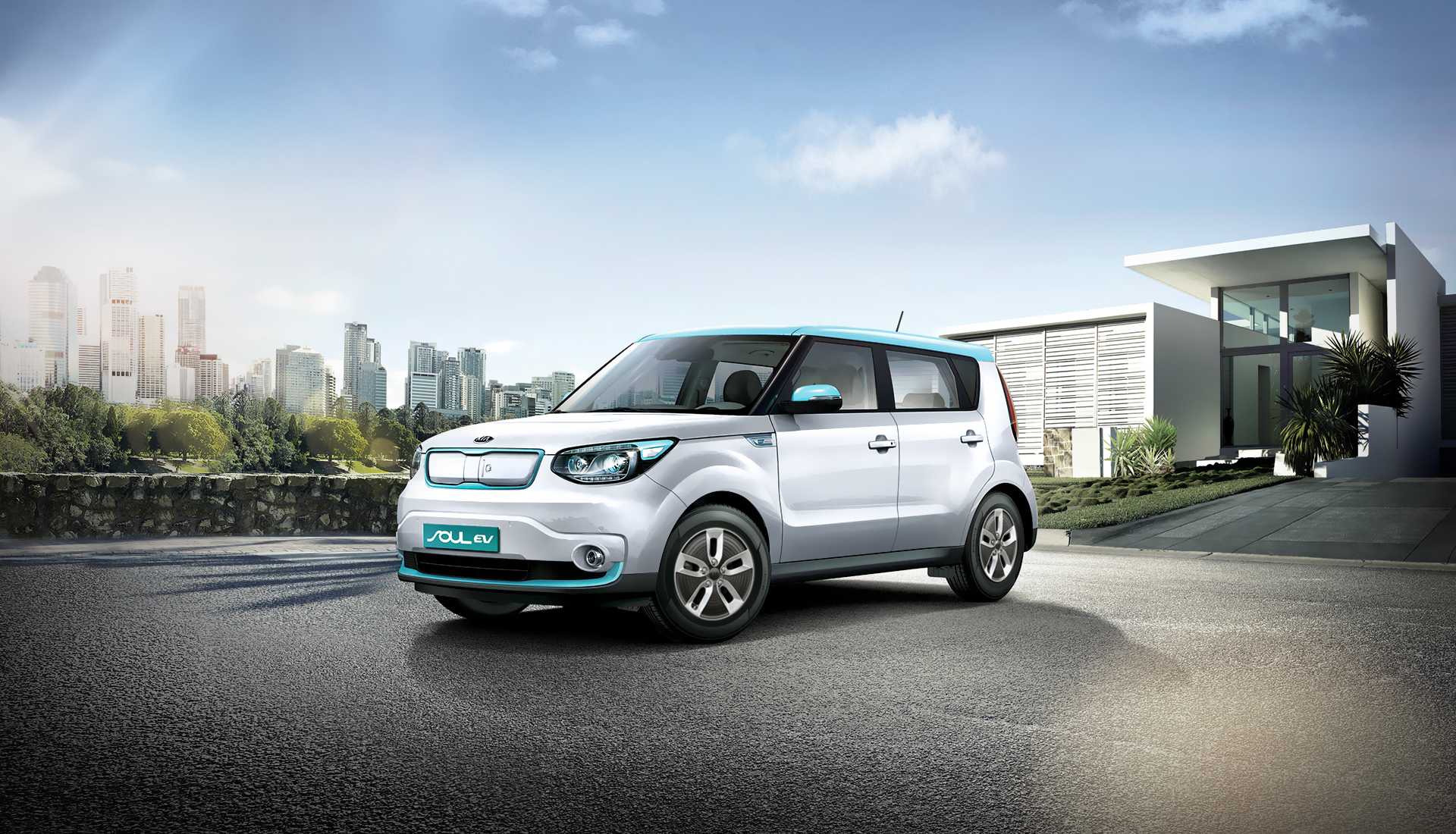 Nye Kia Soul Electric