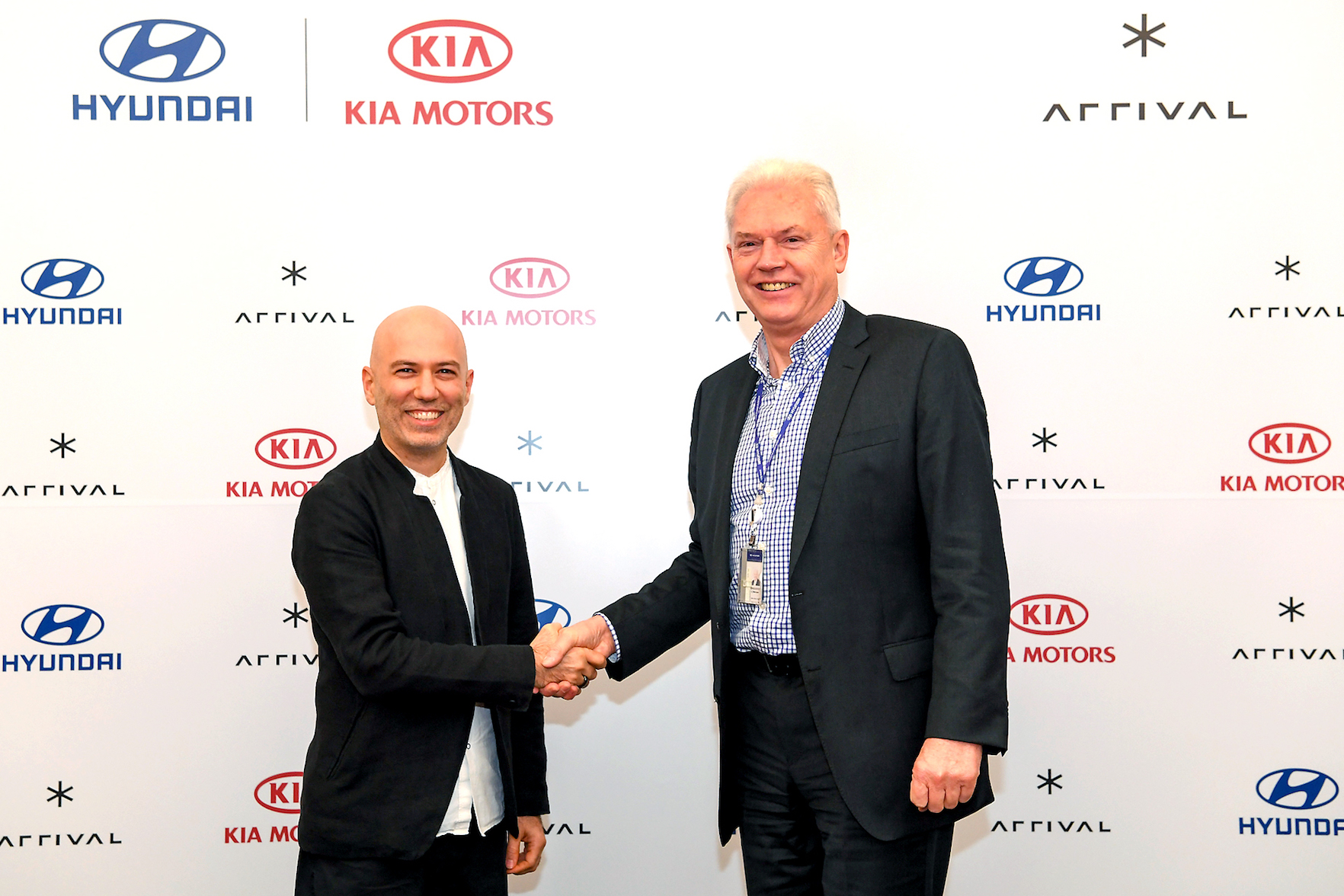 Hyundai and Kia Make Strategic Investment