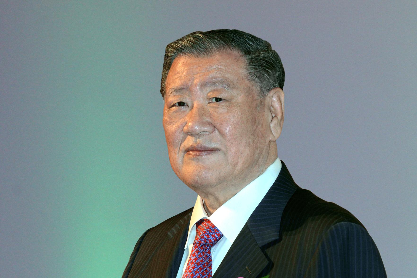 Chairman Mong Koo Chung