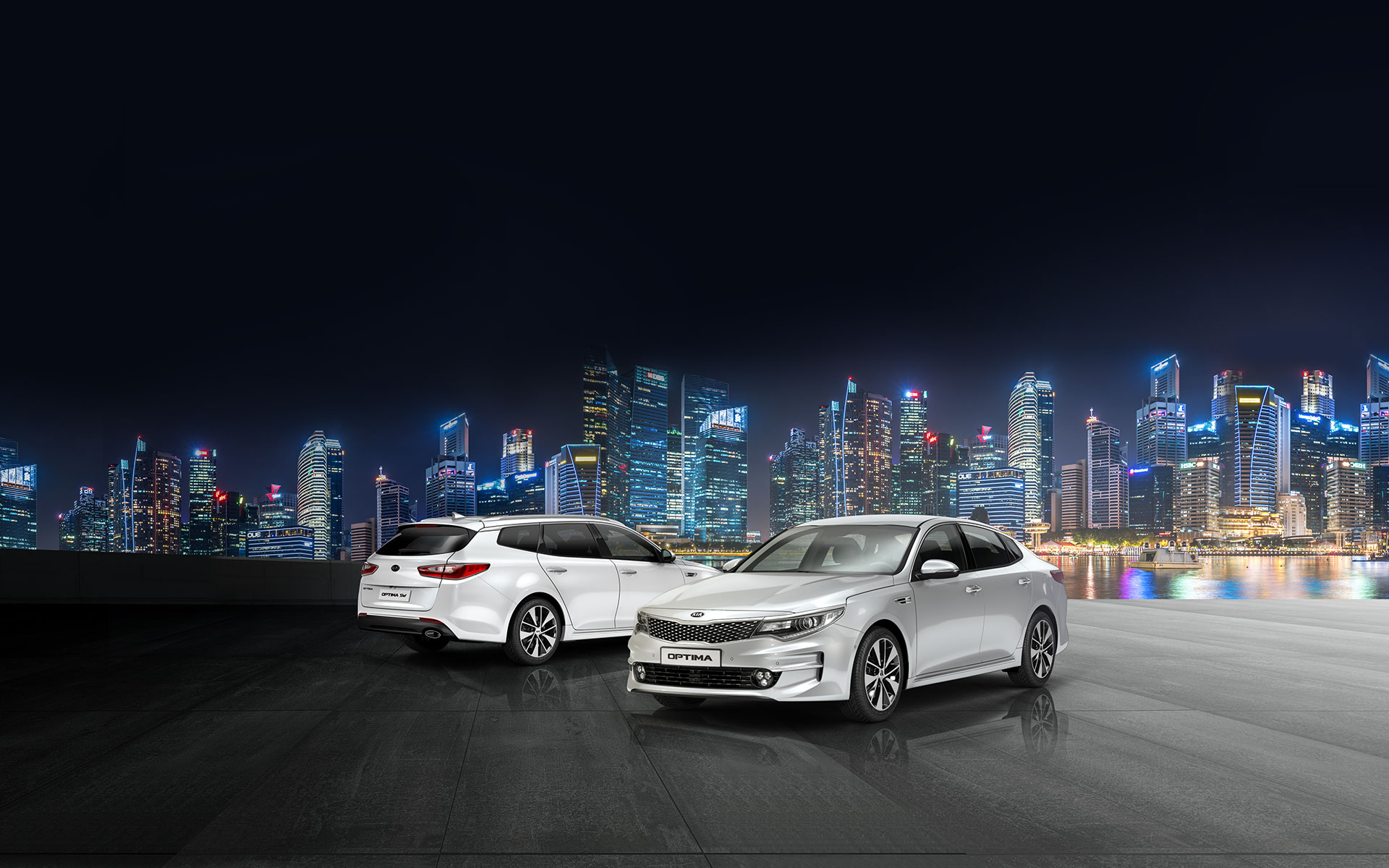 Kia Optima Leasing