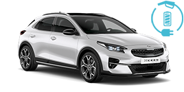 Kia XCeed Plug-in Hybrid 268