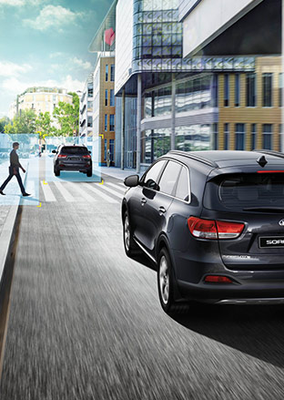 Kia Brake Assist