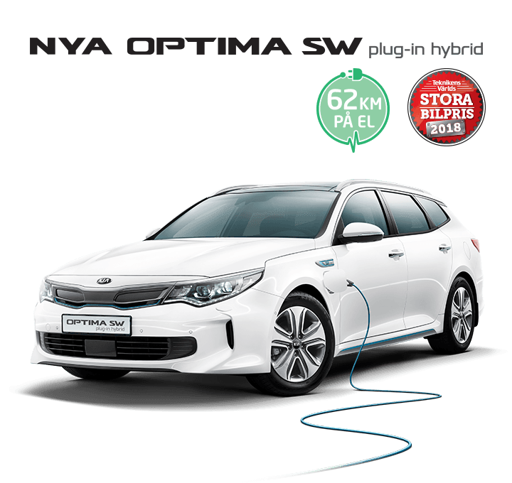 Kia - Kia Optima SW PHEV