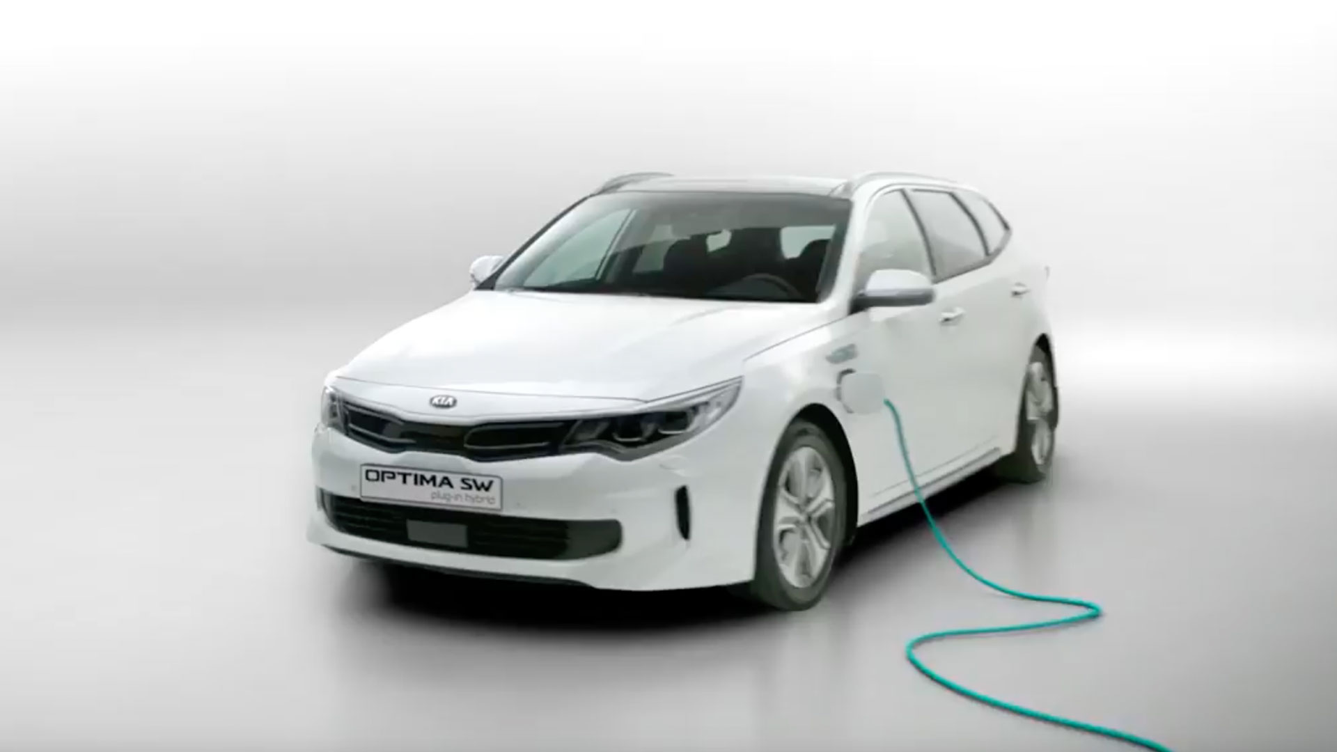 Nya Kia Optima SW Plug-In Hybrid
