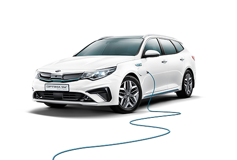 Kia Optima Sportswagon Plug-In Hybrid kombi
