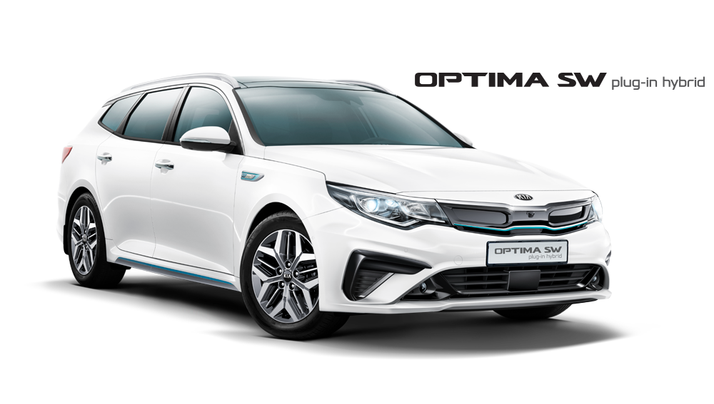 Optima kombi laddhybrid