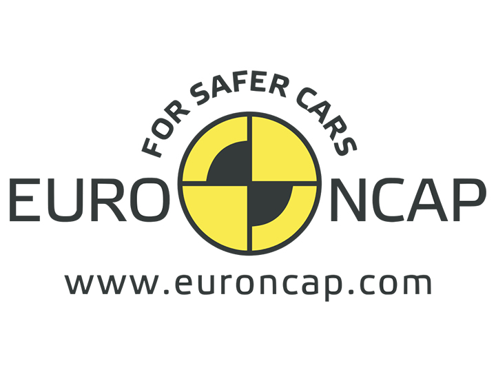 Euro Ncap - for safer cars logga