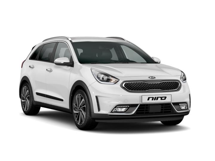 Miljöbil Kia Niro Hybrid