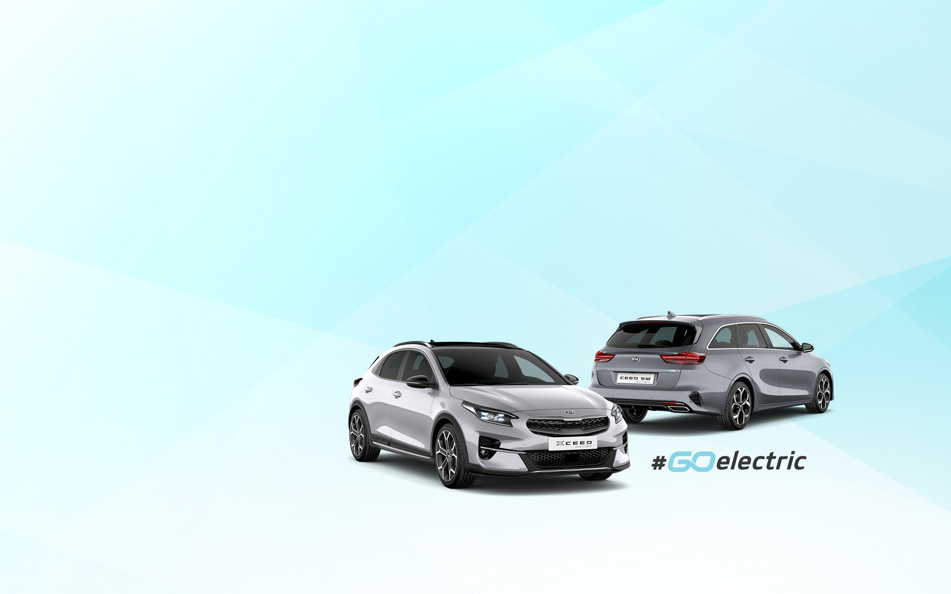 Ceed SW PHEV a XCeed PHEV