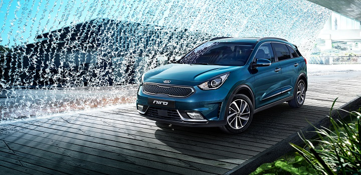 The Kia Niro PHEV