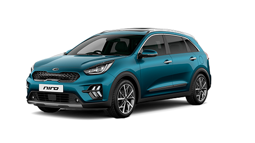 Kia All New Niro Offer