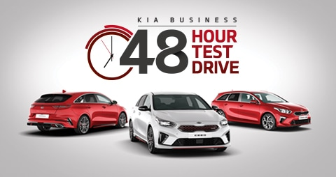 Kia Business 48 Hour Test Drive Ceed Sportswagon