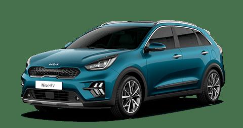 Kia Niro 2 1.6 GDi 1.56kWh lithium-ion 139bhp Auto