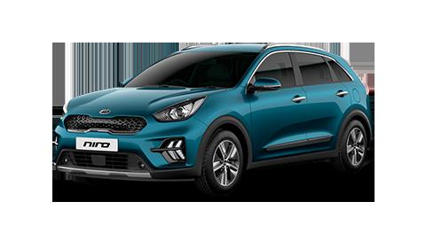 Kia Niro 2 1.6 GDi 1.56kWh lithium-ion 139bhp DCT Auto
