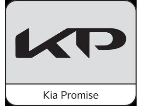 Kia Promise logo