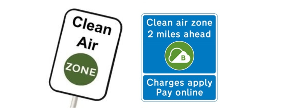What do Clean Air Zones mean for your business?<br><br>