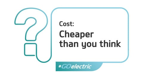 Cost of running electric car