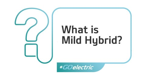 What is a mild hybrid car