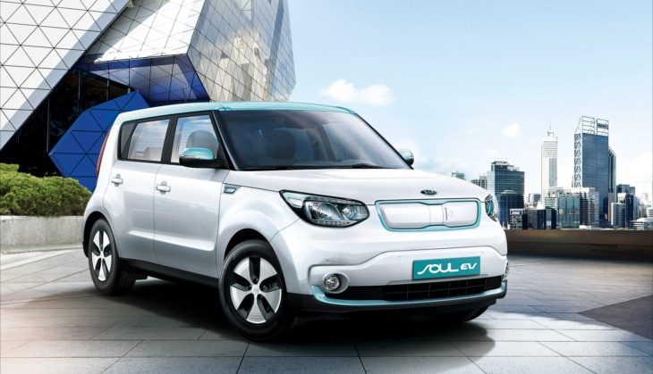 soul ev zero emission kia car