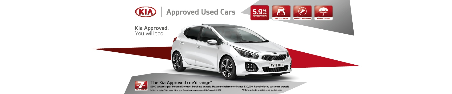 kia used car offer