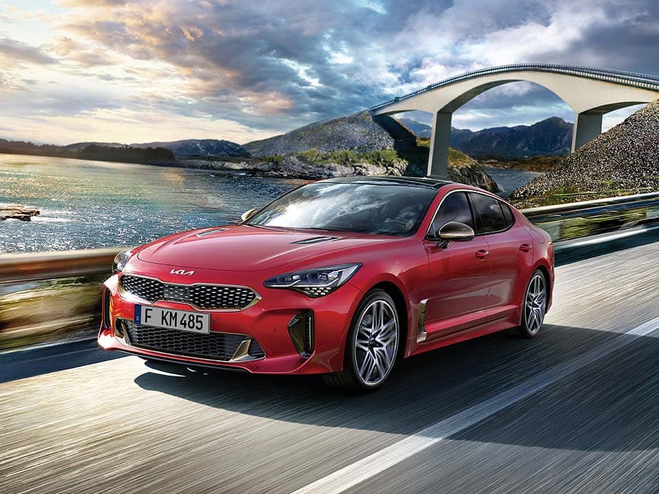 Kia Stinger Outdoor