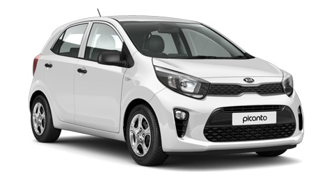 Front view of Picanto 1