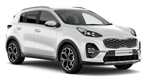 Sportage GT-Line features