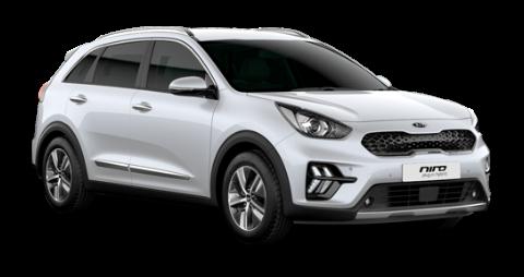 Kia Niro '3' 1.6 GDi 8.9kWh lithium-ion 139bhp 6-speed auto