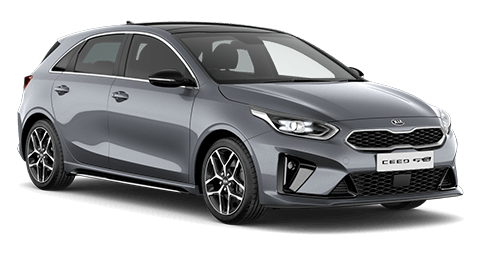 Kia Ceed GT-Line Lunar Edition Features