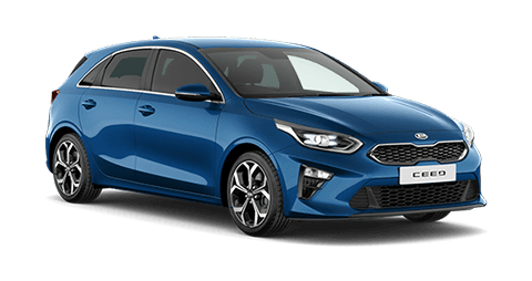 Kia Ceed Blue Edition key features