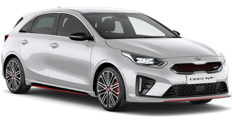 Kia Ceed GT key Features