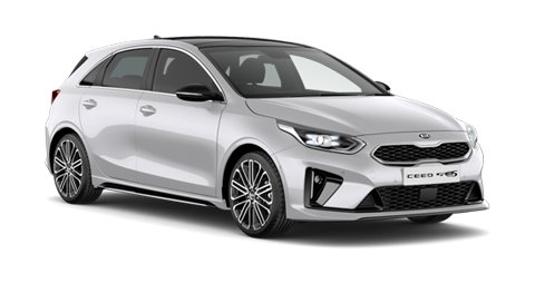 Kia Ceed GT-Line S Features