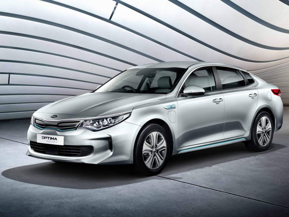 Kia Hybrid Car >> All New Optima Plug In Hybrid