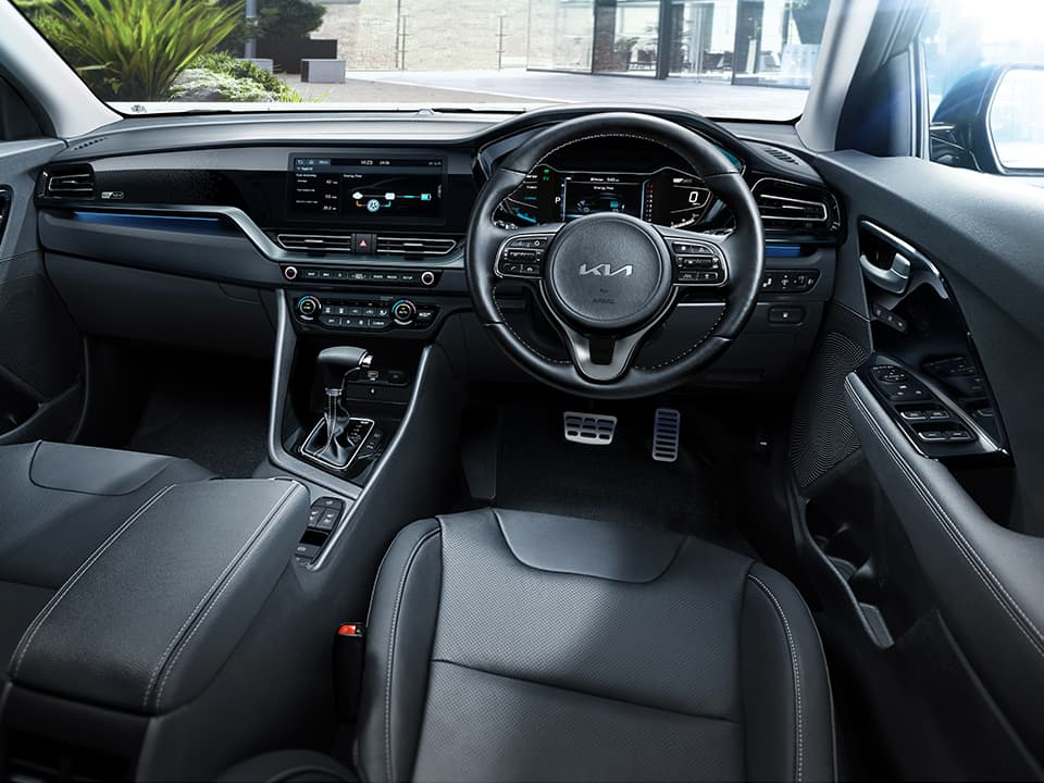 Kia e-Niro Interior Dashboard