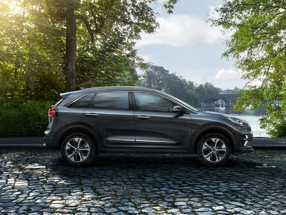 Kia e-Niro Rear View