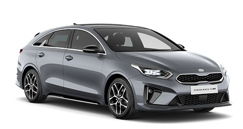 Kia ProCeed 'GT-Line Lunar Edition'