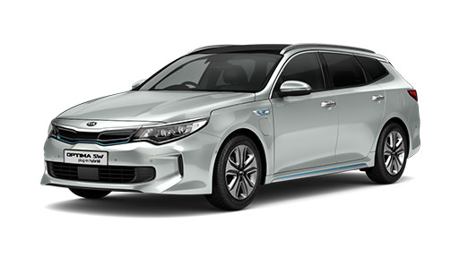 All-New Kia Optima Sportswagon Plug-In Hybrid