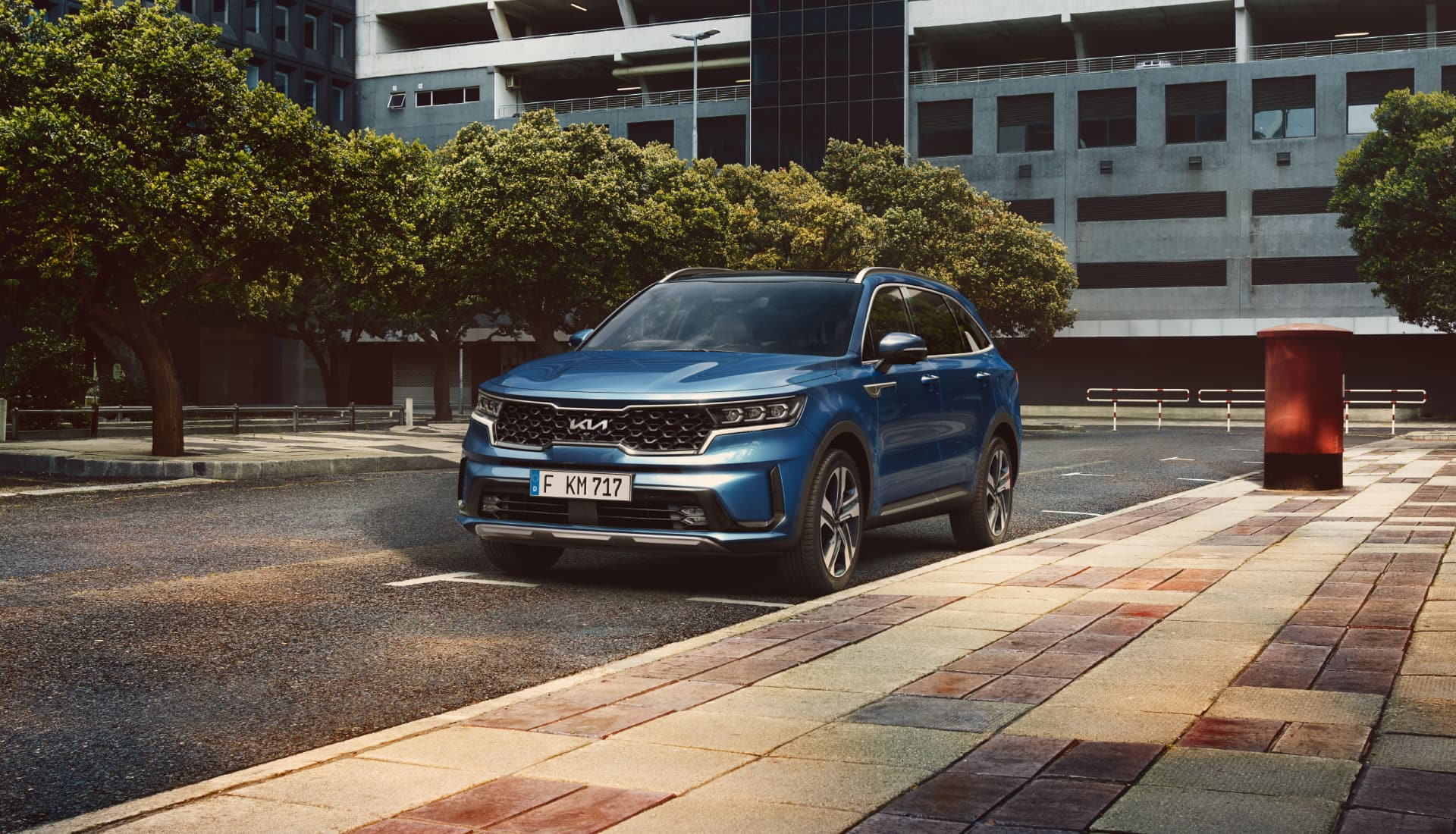 The All-New Kia Sorento Plug-in Hybrid