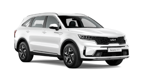 Front view of All-New Kia Sorento '2'