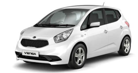 Kia Venga '2' 1.6 123BHP 6-Speed Auto