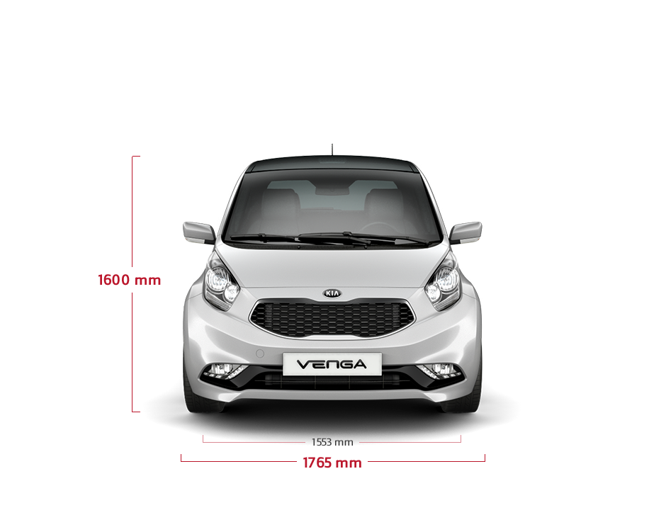 Kia Venga Specifications Amp Features Kia Motors Uk