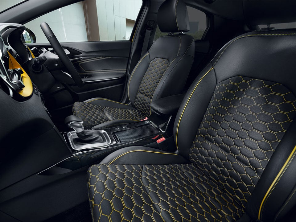 Kia All-New XCeed Interior