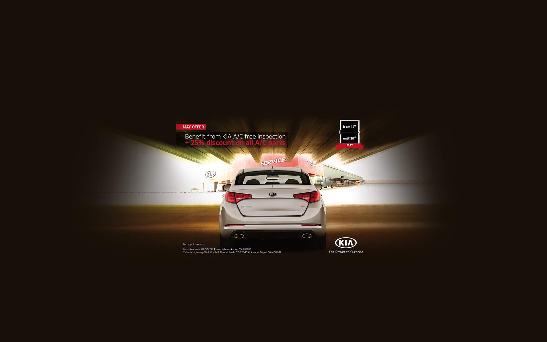 Kia Motors Lebanon