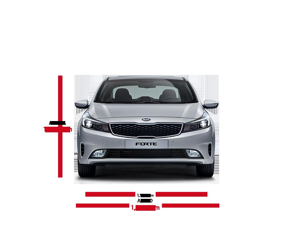 Forte Sedán Precios/Specs | Automóviles | Kia Motors México