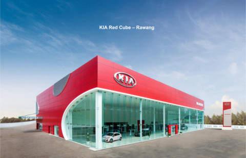 Kia motors corporate office for Midwest motors hutchinson ks