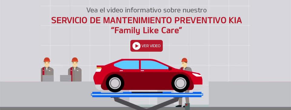 Family Like Care Servicios Kia Motors Peru