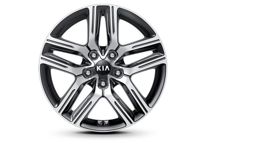 17-INCH ALLOY WHEEL
