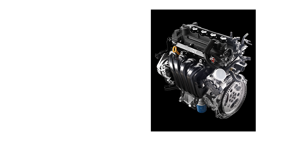 1.4 MPI Gasoline Engine