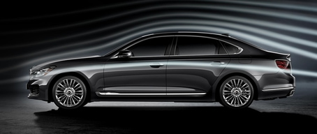 2020 Kia K900 Quiet Luxury Design